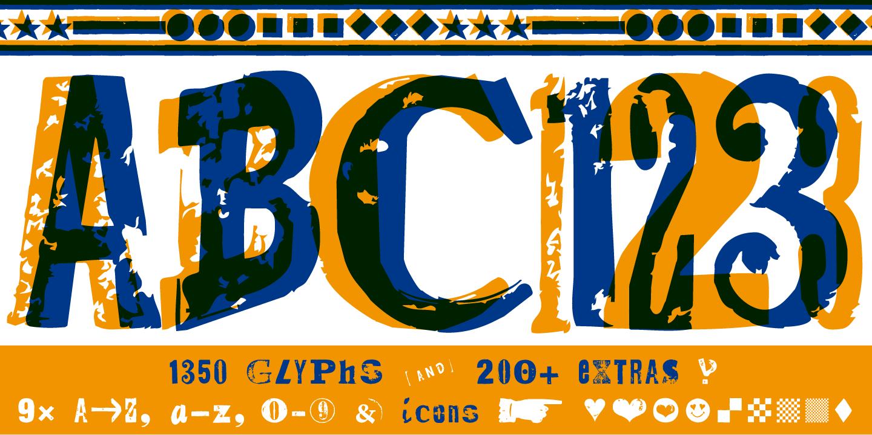 font-sample_Hand-Print-Stamp-Rough_Typo-Graphic-Design