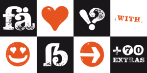 font-sample_Hand-Stamp-Slab-Serif-Rough_Poster-1