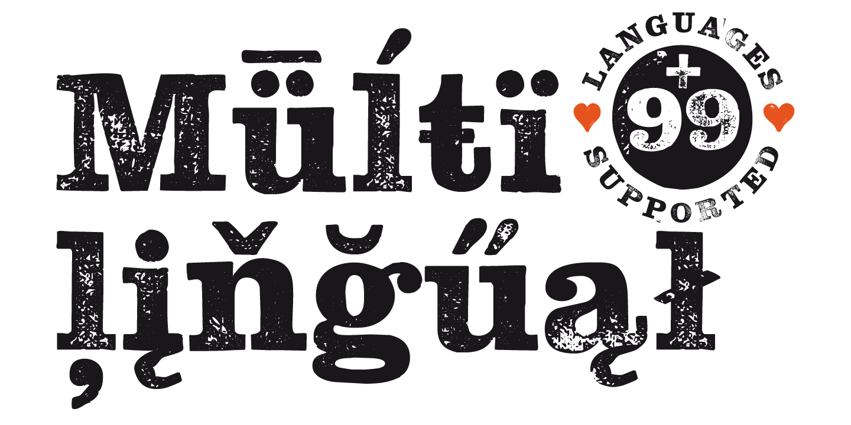 font-sample_Hand-Stamp-Slab-Serif-Rough_Poster-5