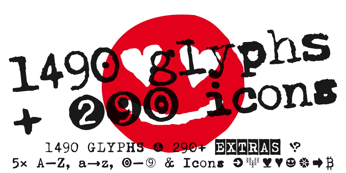font-sample_Typewriter-1950-Tech-Mono
