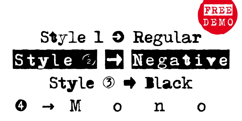 font-sample_Typewriter-1950-Tech-Mono_4