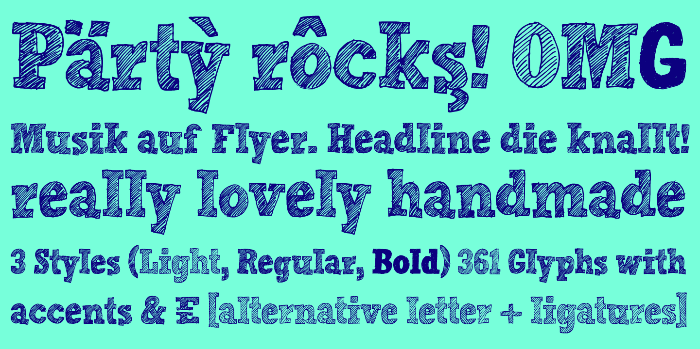 Hand-Scribble-Sketch-Rock_font-sample_type-specimen_3