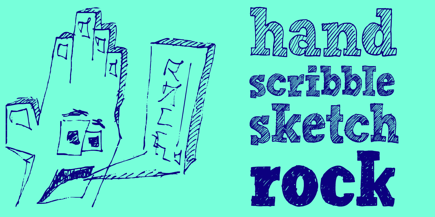 Hand-Scribble-Sketch-Rock_font-sample_type-specimen_6