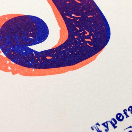 PRINT - Postcard - Riso - ABC Neon_by Typo Graphic Design__5651