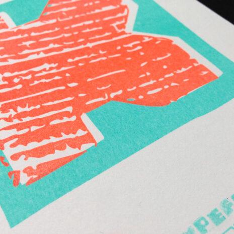 PRINT - Postcard - Riso - ABC Neon_by Typo Graphic Design__5652