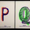 PRINT - Postcard - Riso - ABC Neon_by Typo Graphic Design__5658