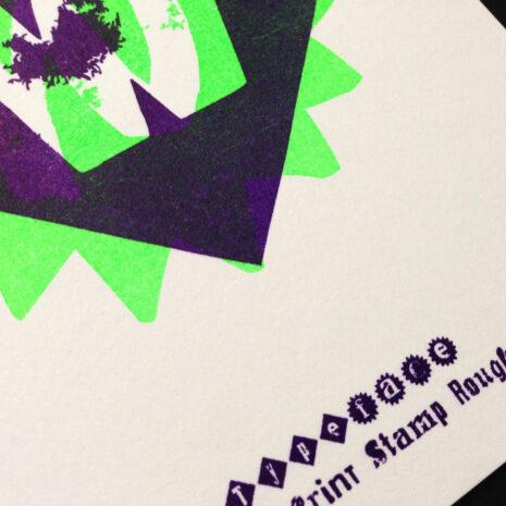 PRINT - Postcard - Riso - ABC Neon_by Typo Graphic Design__5662