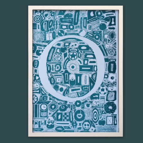 Typo-Illustration-Poster_O-Trajan_Riso-Print_by-Typo-Graphic-Design