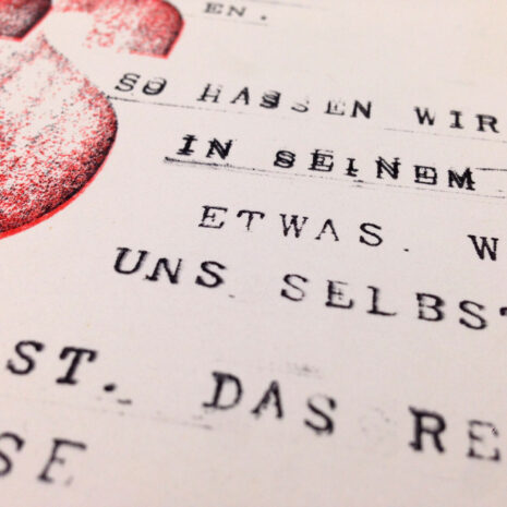 ORIGINAL-PRINT_A5_Hass_Hermann-Hesse_Close-Up_by-Typo-Graphic-Design_Manuel-Viergutz
