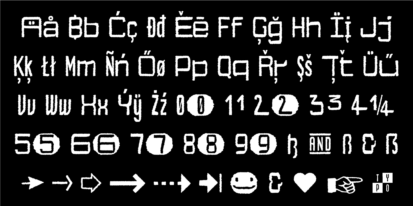 font-sample_Czykago-Rough_by_Typo-Graphic-Design_8