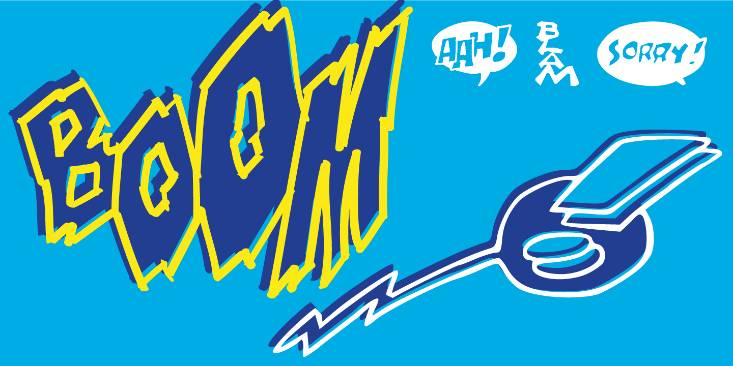 Boom-peng-Pow-Comic_Font-Specimen_by_Typo-Graphic-Design_4