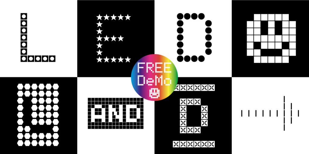 LED-pixel_Type-Specimen_by_Typo-Graphic-Design