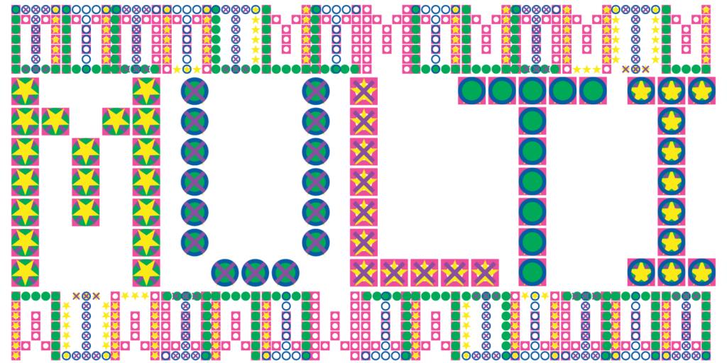 LED-pixel_Type-Specimen_by_Typo-Graphic-Design_2
