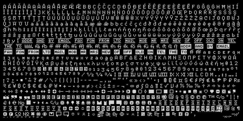 LED-pixel_Type-Specimen_by_Typo-Graphic-Design_8