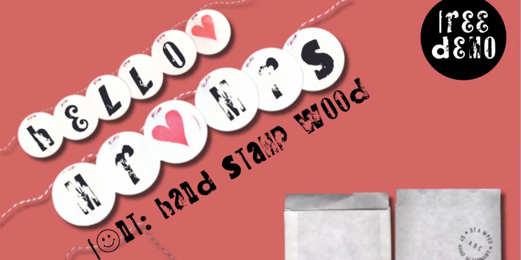 Hand-Stamp-Wood_Font-Sample_1