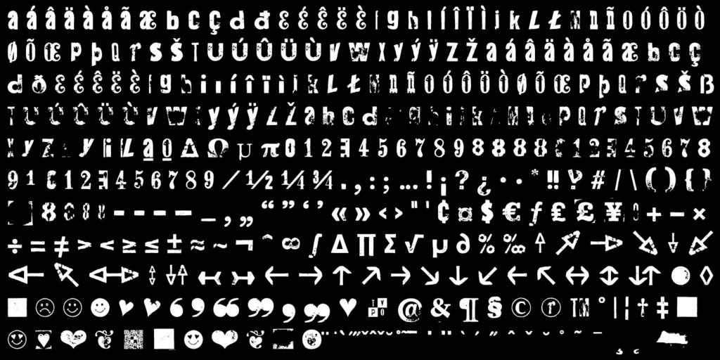 Hand-Stamp-Wood_Font-Sample_6