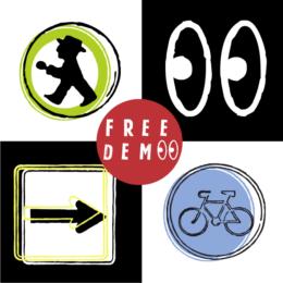 GDR-Traffic-Symbols_font-sample_by_Typo-Graphic-Design