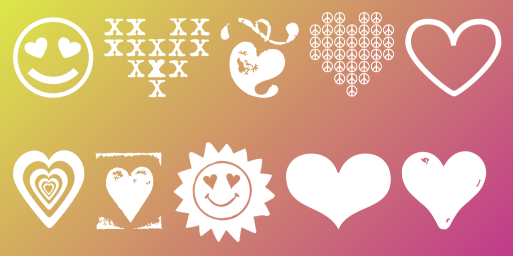 Hearts-Love-Smile_4_font-sample_by_Typo-Graphic-Design