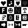 Typo-Graphic-Design_Type-Specimen-2020__6 Sheets Flyer_98x98mm_1